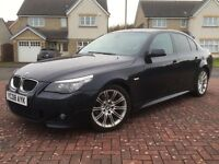 *** BMW 520d m sport 2008 1 owner swap px car van ***