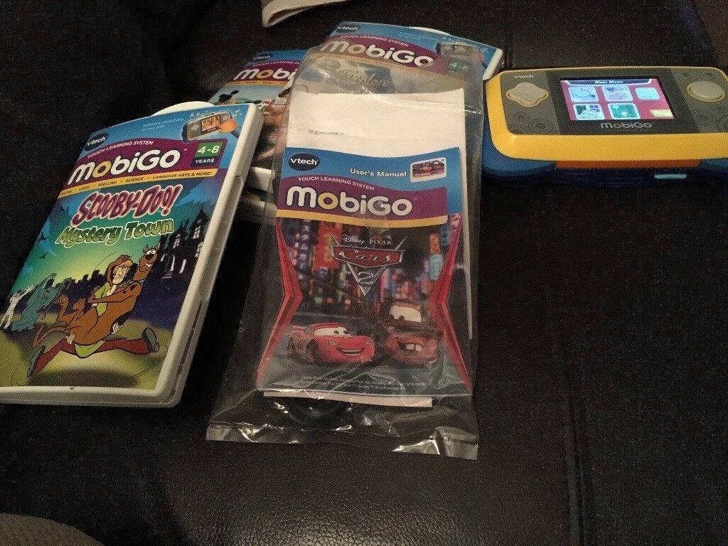 Mobigo 2 and 4 games