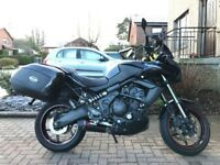 Kawasaki Versys 650 Touring Package - Loads of extras