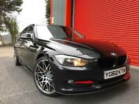 BMW 320D SPORT M PERFORMANCE KIT RED LEATHER