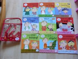 Charlie and Lola book set New