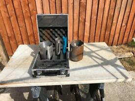 Masonry hole saw kit