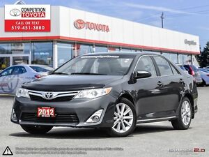 2012 Toyota Camry XLE V6 One Owner, Toyota Serviced