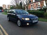 2007 Volvo v50 S 2.0 D Diesel 12 months mot, just serviced!