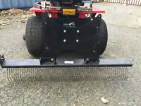 WESTWOOD/COUNTAX LAWN OR GRAVEL RAKE AND GRADER