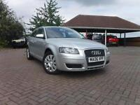 AUDI A3 1.6 Special Edition (silver) 2006
