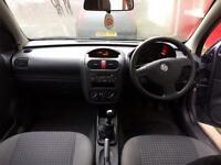 1 Litre Vauxhall Corsa for sale