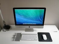 Apple iMac 21.5 inch i5 QUADCORE 2.5 Ghz 32gb Ram 500 HD Logic9 Adobe FinalCutProX/Studio