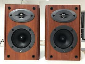 Celestion F10 bookshelf/ stand loudspeakers
