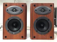 Celestion F10 bookshelf/ stand loudspeakers