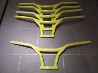 5x Retro BMX Handlebars Bike Bicycle Parts