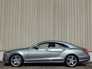 2014 Mercedes-Benz CLS-Class AMG PACKAGE-AWD