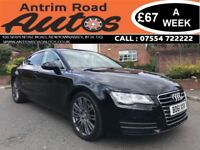 2011 AUDI A7 3.0 TDI AUTO ** FULL AUDI SERVICE HISTORY ** FINANCE AVAILABLE **
