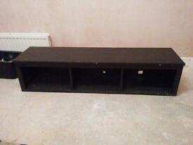Black Ikea Wall Unit