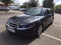 2007 SAAB 9-5 1.9 TID 150 VECTOR SPORT DIESEL AUTOMATIC 1 OWNER FULL SERVICE HISTORY HPI CLEAR
