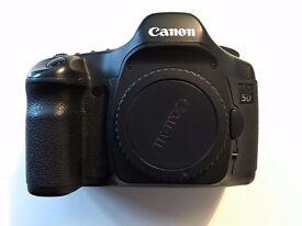 Canon EOS 5D Mark I MkI Classic Boxed and in Excellent Condition - Edinburgh Location