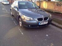 BMW 530D SE 2005YEAR LONG MOT