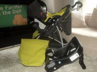 **** GRACO CANDY PUSHCHAIR & TRAVEL SYSTEM ****