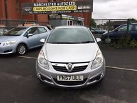 Vauxhall Corsa 1.4 i 16v Club 5dr WARRANTED MILEAGE,