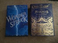 Children Books Wonders truck and The Marvels by Brian Selznick