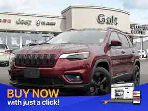 2019 Jeep New Cherokee ALTITUDE 4X4 | SUNROOF COLD WEATHER GRP S
