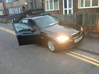 BMW 3 SERIES SALOON 2006 E90 2.0 320D WE 4DR DIESEL BLACK 1995CC MANUAL