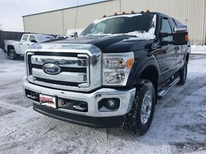 2012 Ford F-250 HD LARIAT FX4 Super-cab 4x4