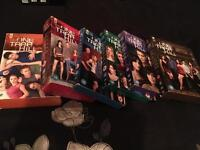 One tree hill DVDs series 1-6