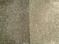 GLITTER WALLPAPER GRADE 3 / GRADE 3 PILLOW CASES & PELMETS