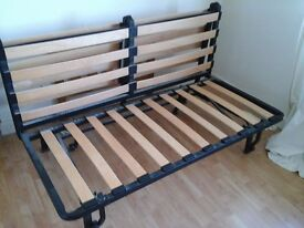Ikea Folding Double Bed Frame