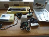 Vintage Commodore Vic 20 starter pack