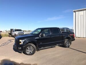 2016 Ford F-150 XLT-FX4 SPORT PACKAGE-ECO BOOS