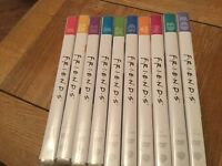Friends complete DVD set