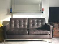 Florence Knoll 2 Seater Sofa