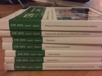 CFA level 1 Schweser 2015 all books + practice exams