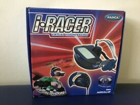 Vintage Radica I-Racer -Age8+