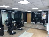 Self employed Hairdresser/Barber to rent a chair on busy Narborough Road,Leicester competitive rates