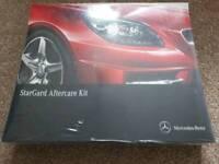 Mercedes Benz Starguard aftercare kit