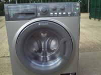 hotpoint washer dryer wdal8640 8kg