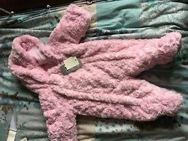 A few baby items