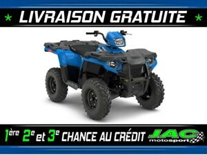 2018 Polaris Sportsman 450 High Output EPS Défiez nos prix