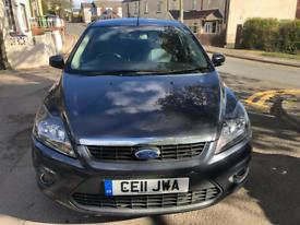 Ford Focus 1,6 tdci zetec diesel £30 year tax 10 months mot