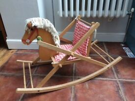 Child's Rocking Horse Chair