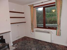 House for Sale, Centre of Stornoway , one bedroom, terraced ground floor property.