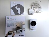 D-Link DCS-935L mydlink Home HD 720P Monitor Wireless Network Cloud Camera baby monitor