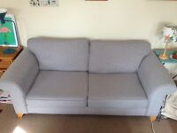 3 seater sofa in very good condition.