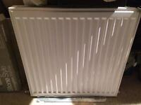 600x600 radiator as new