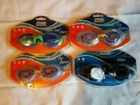 Zoggs pro kids swimming goggles
