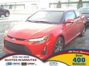 2014 Scion tC | ONE OWNER | LEATHER | ROOF