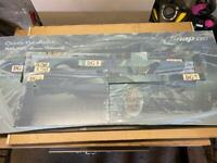 Snap on Sierra Cosworth decals